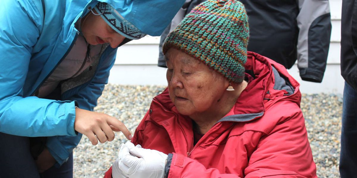 Cold War-era military site continues to pollute fish and Yupik people