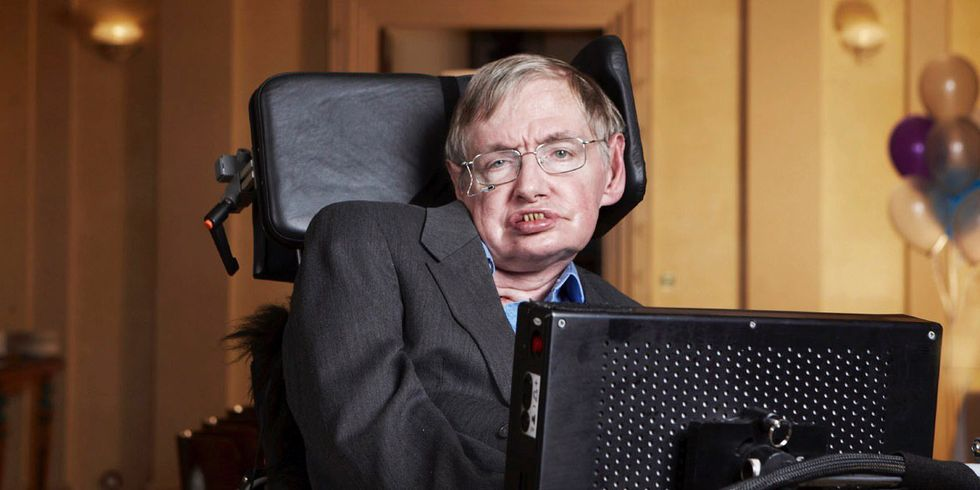 Hawking to Trump: Renounce Your Denial of Climate Change