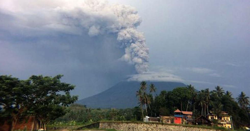 Scientists Weigh Volcano's Global Impact as Bali Residents Evacuate