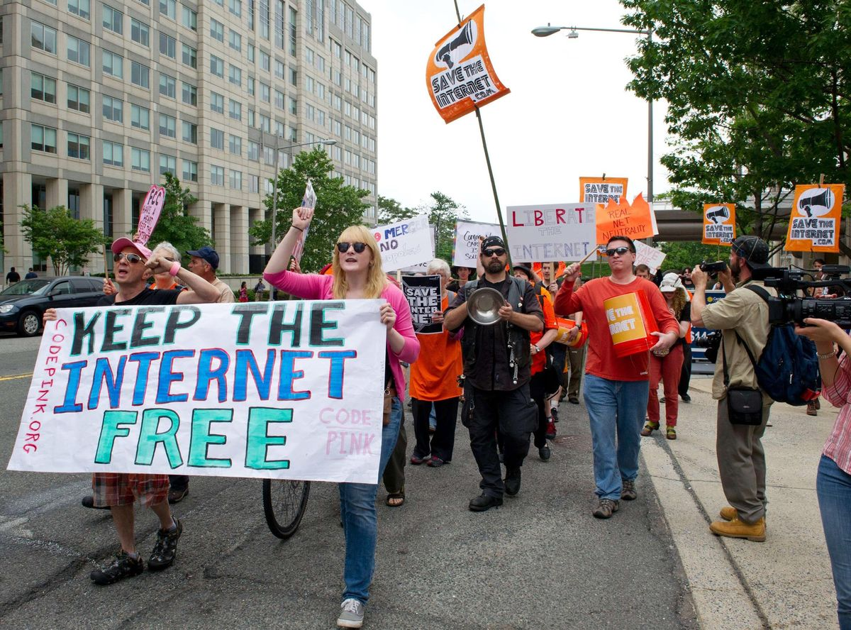 We Need to Save Net Neutrality