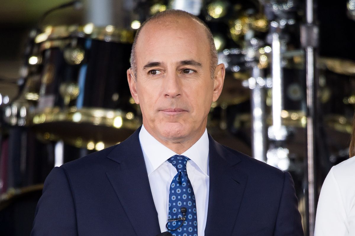 What We Know So Far About Matt Lauer's Sexual Harassment Allegations