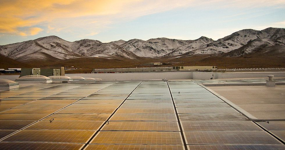 Senate Tax Bill Could Be 'Devastating' to Wind and Solar Power