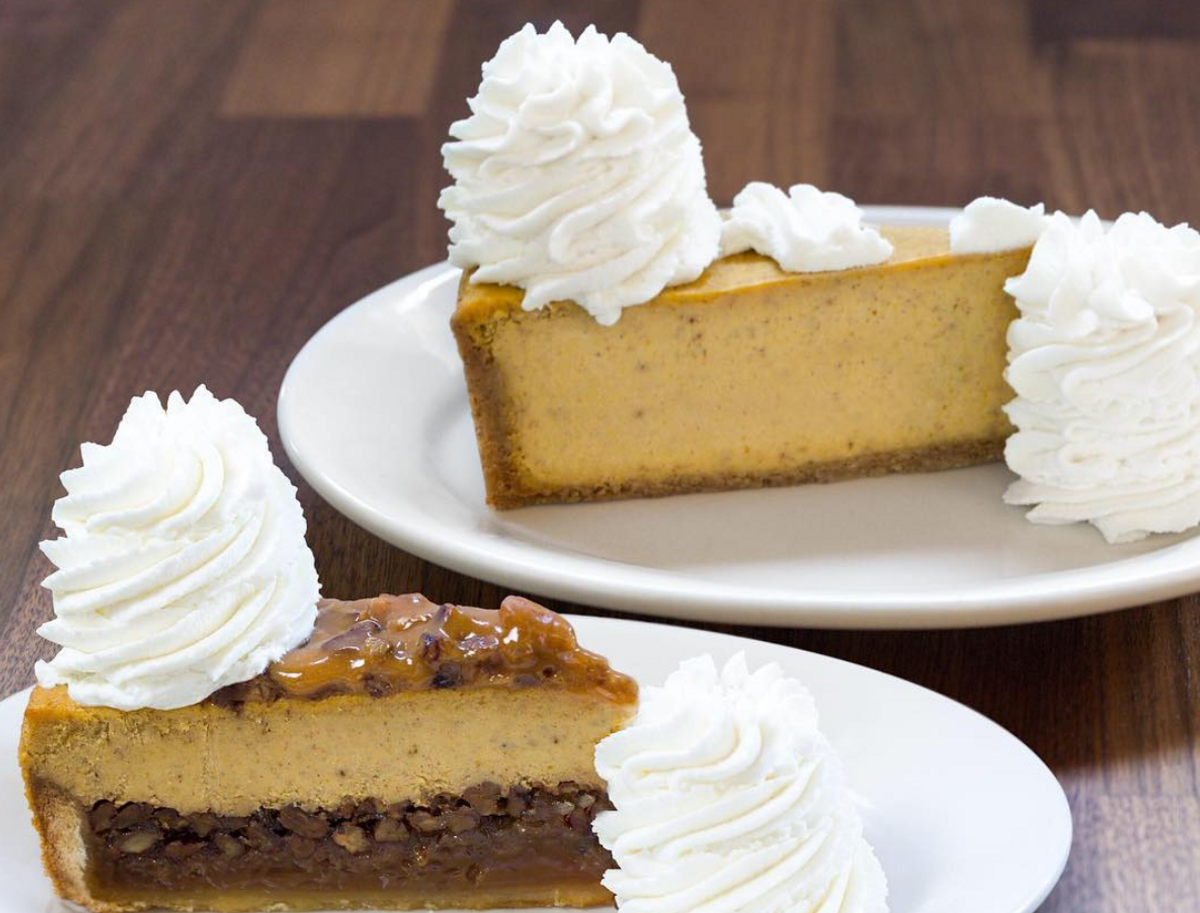 If College Majors Were Cheesecakes From The Cheesecake Factory