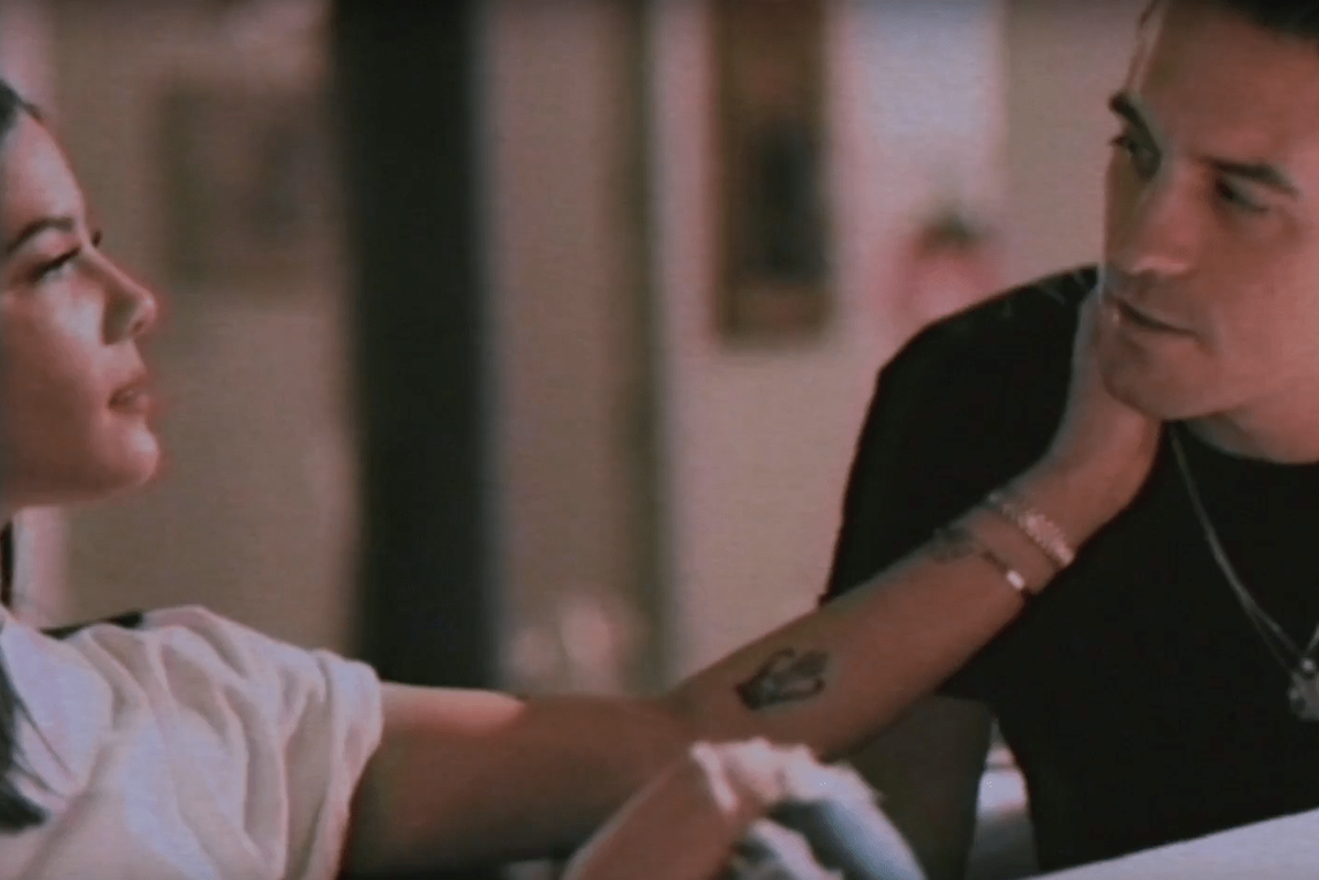 """G-Eazy and Halsey Get Hot and Heavy in New """"Him & I"""" Video"""