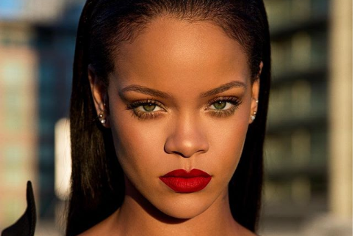 Rihanna's Comments on Casting Trans Models Sparks Debate