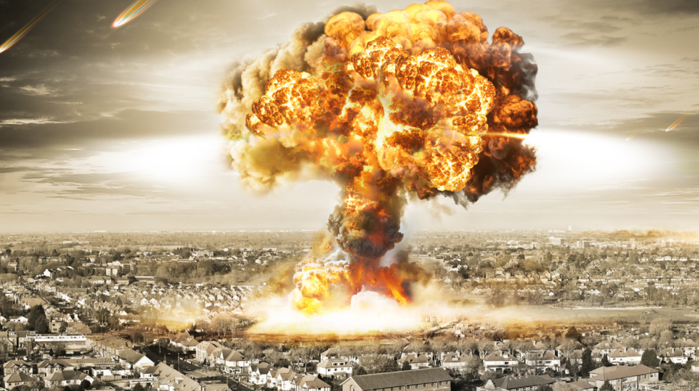 Climate Deniers Are Like 'Elites Expecting to Survive Nuclear Winter'