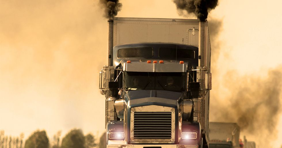 Trump's EPA Seeks Deadly Air Pollution Loophole for Dirty Trucks