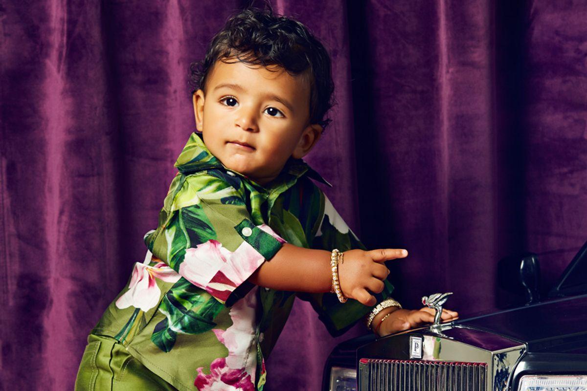 Asahd Khaled Is the Fresh Prince of Hip-Hop