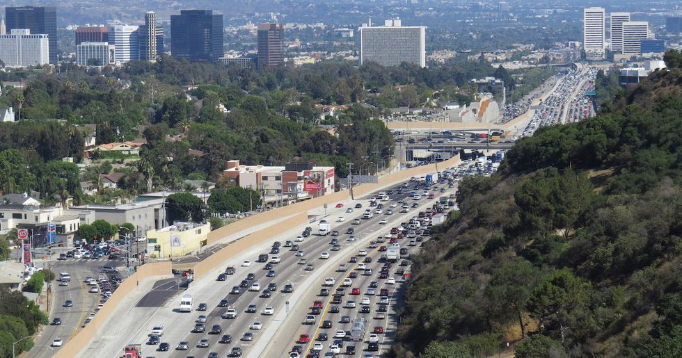Why Transportation Is Now the Top Source of U.S. Pollution
