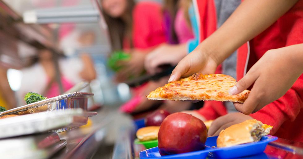 USDA Makes School Meals More Flexible, Translation: Less Nutritious