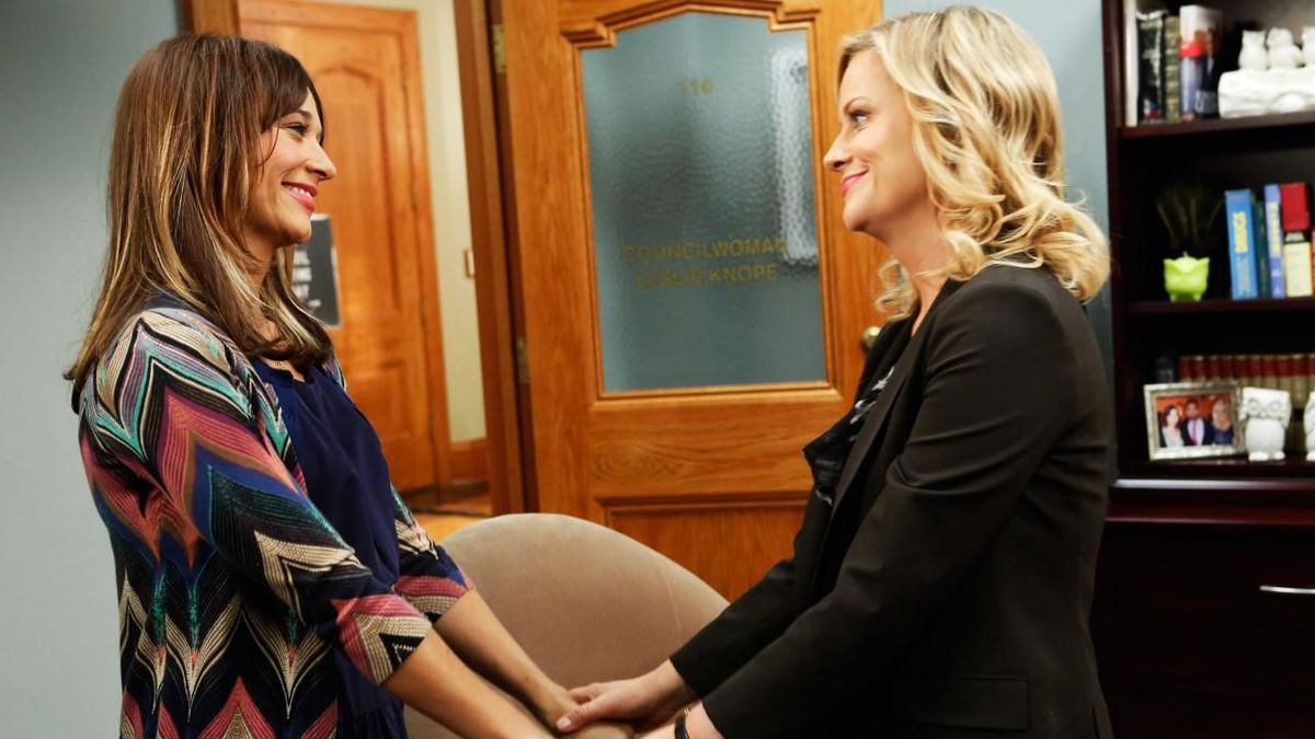 9 Leslie Knope Compliments You Should Use On Your BFF IRL