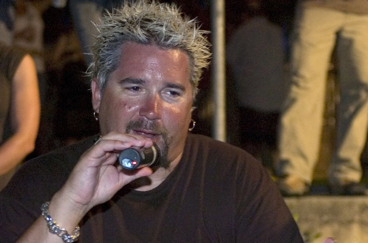 6 Facts That Are 100% True About Celebrity Chef Guy Fieri