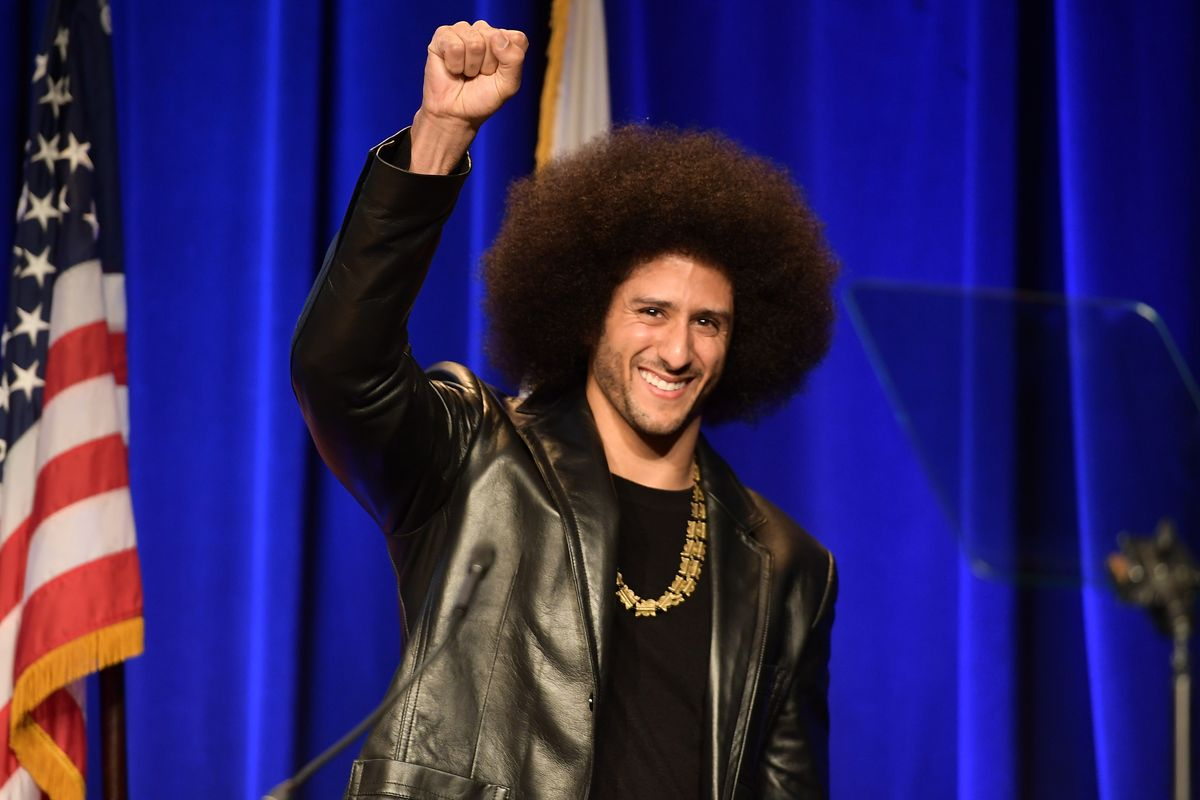 Colin Kaepernick: 'We Must Confront Systematic Oppression'