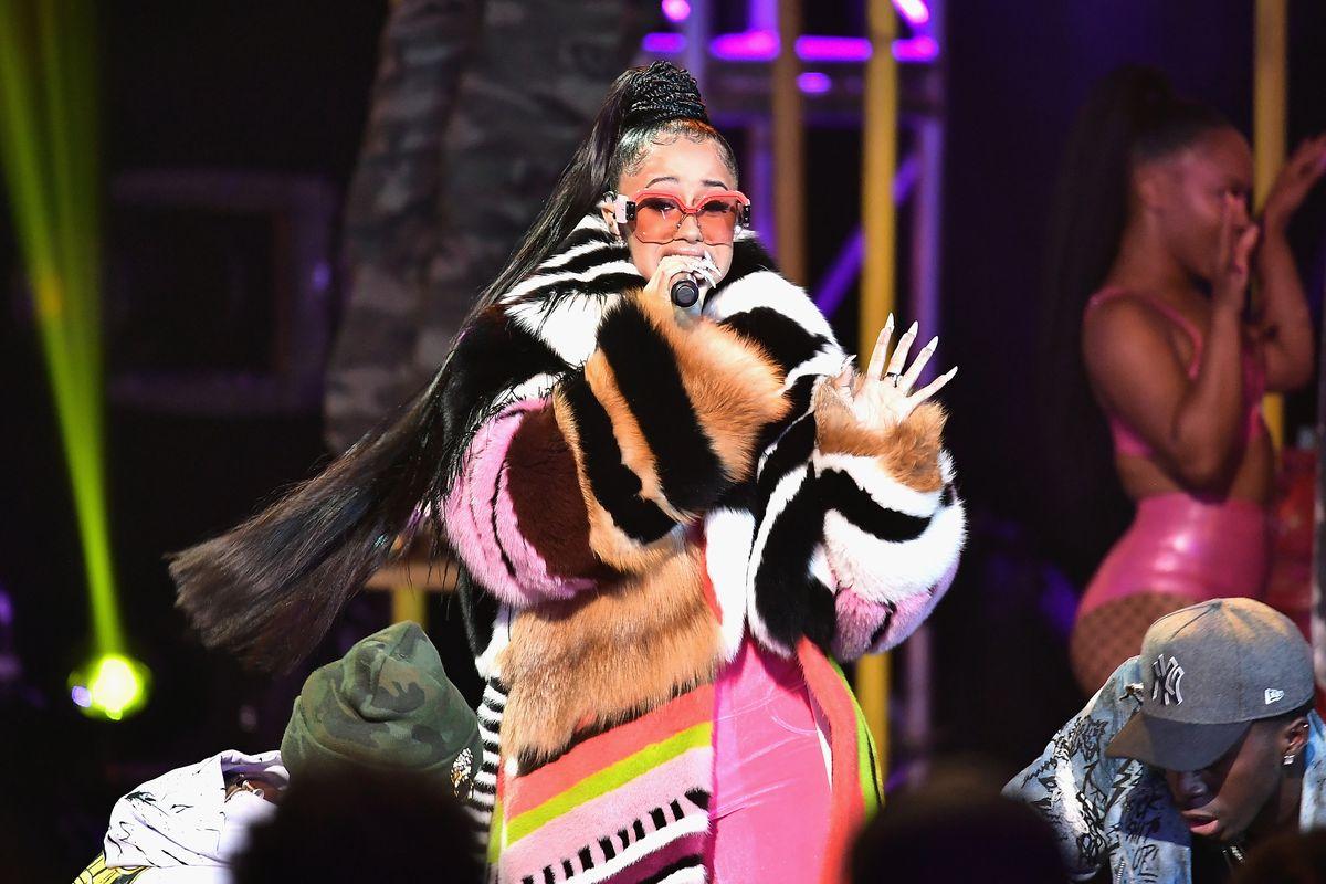 The 2018 Grammys & Radical Black Self-Luxuriating
