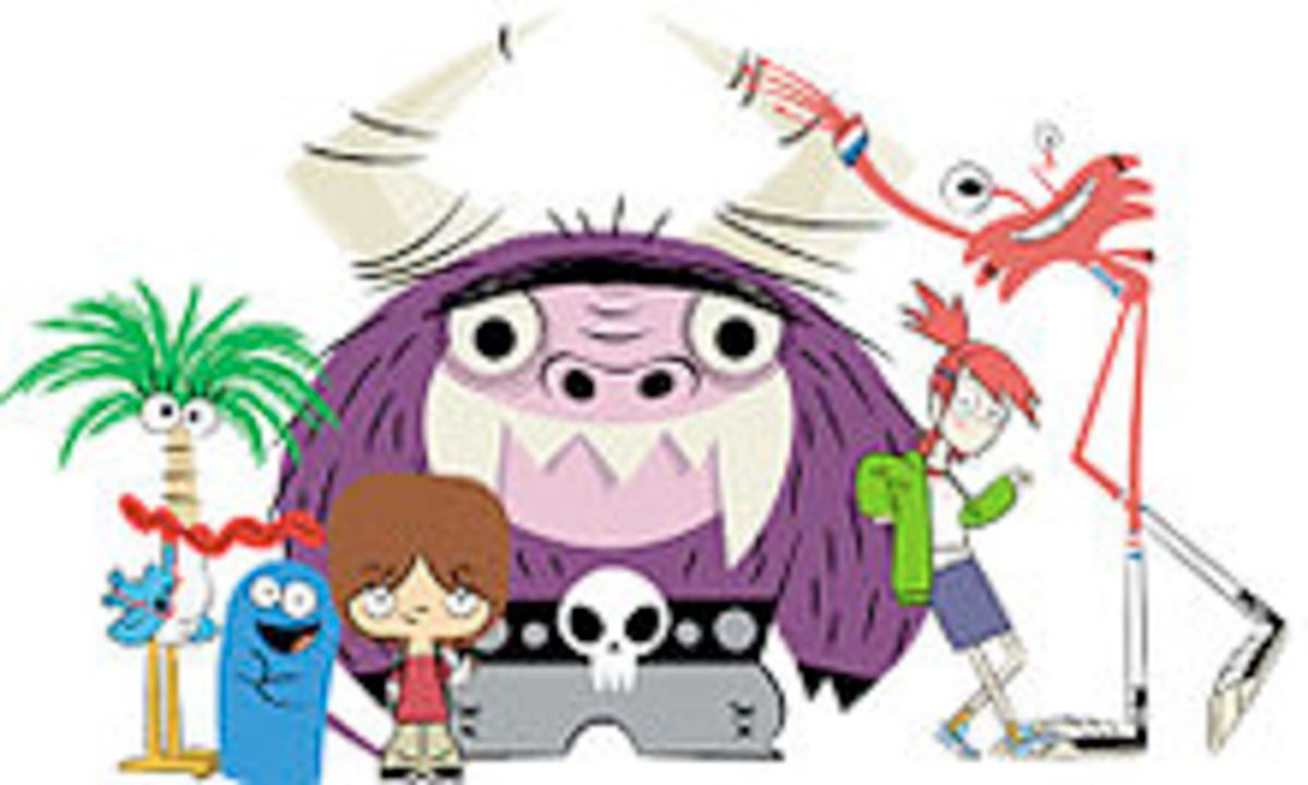 4 Questions I Have For 'Foster's Home For Imaginary Friends'