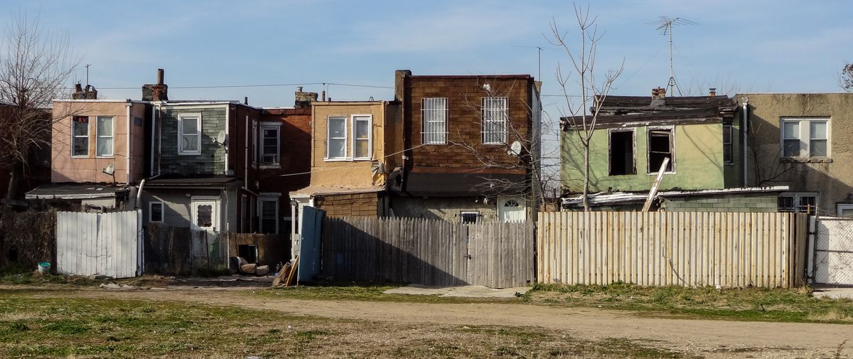 The Tragedy Of The Invincible City—Camden, New Jersey