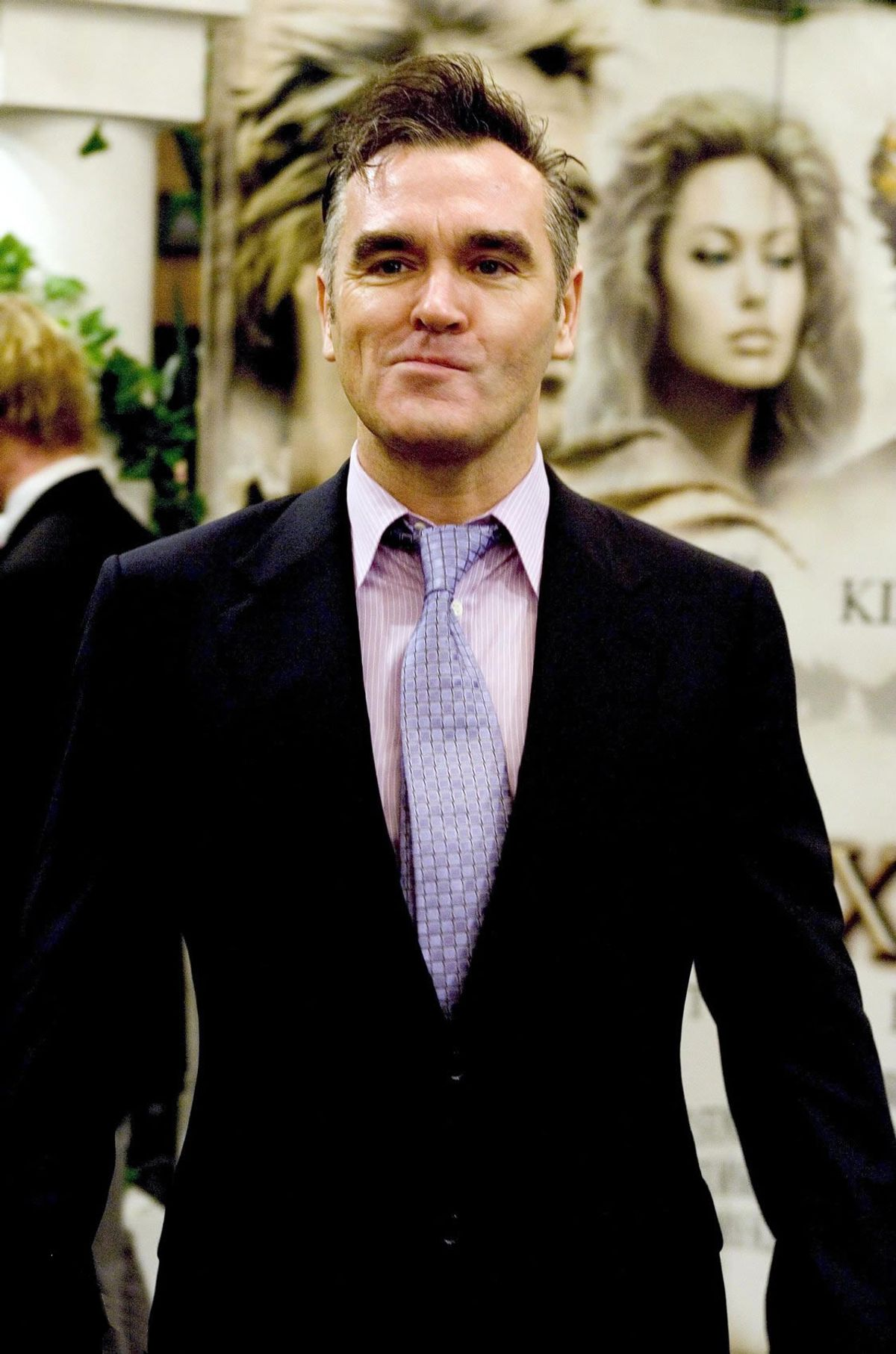 Really, Morrissey?
