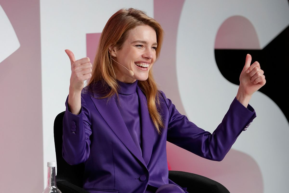 Natalia Vodianova on the Importance of Saying No