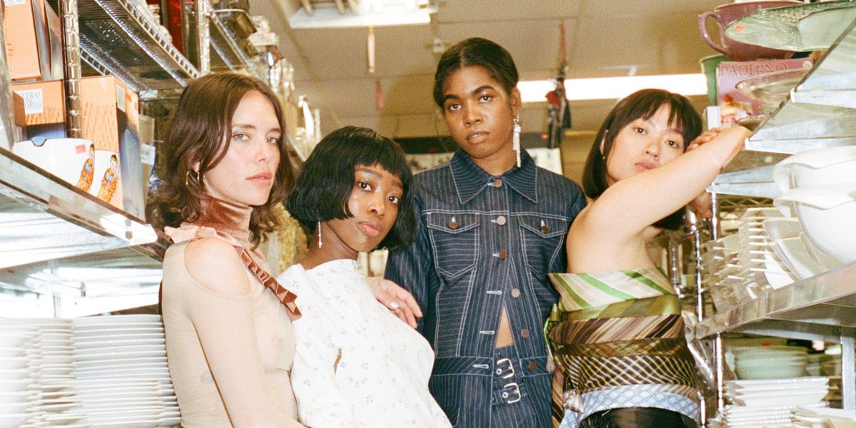 Thank You Kindly's Fashion Campaign Captures a New Generation