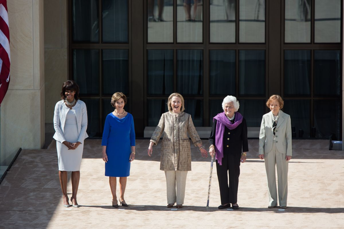 The Top 5 Initiatives Of The First Ladies Of The United States