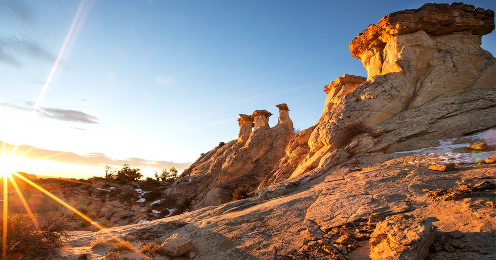 'A Terrible Violation of America's Public Lands and Heritage': Lawsuit Targets Trump's Slashing of Protections at Grand Staircase-Escalante