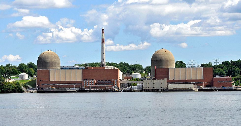 Is This Nuclear Plant to Blame for Soaring Thyroid Cancer Rates in New York?