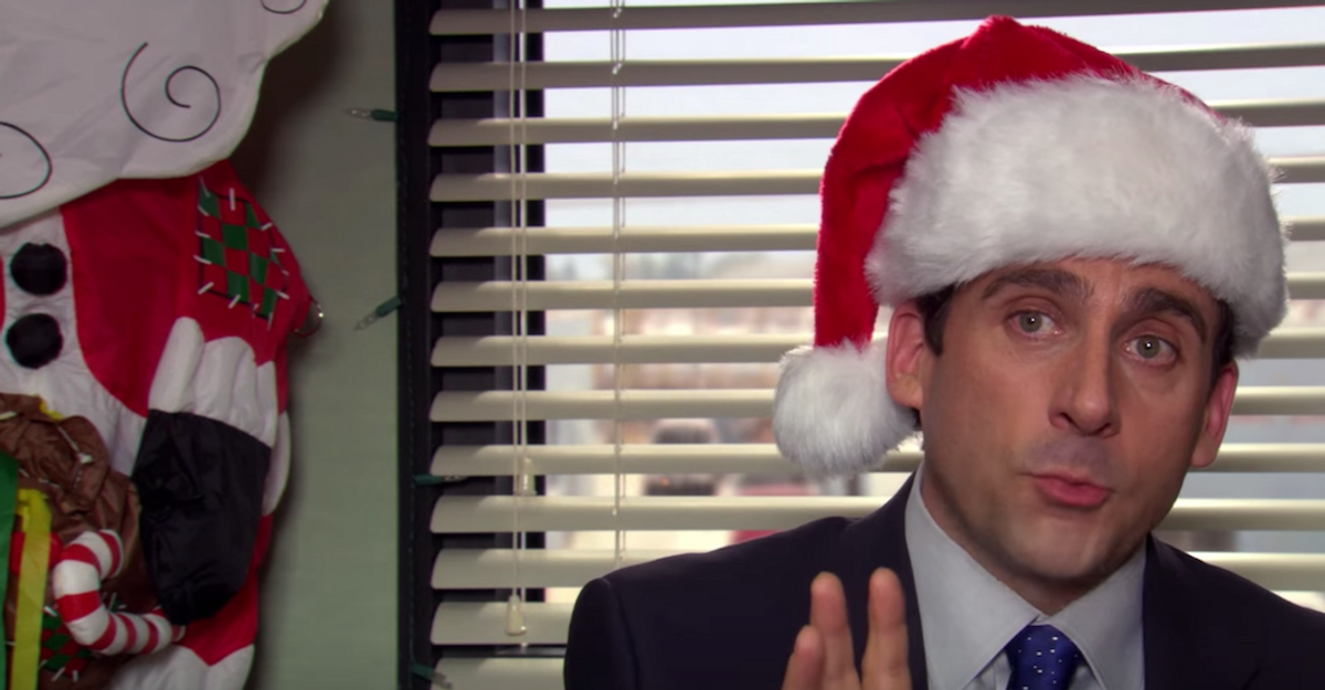 """A Definitive Ranking Of """"The Office"""" Christmas Episodes"""