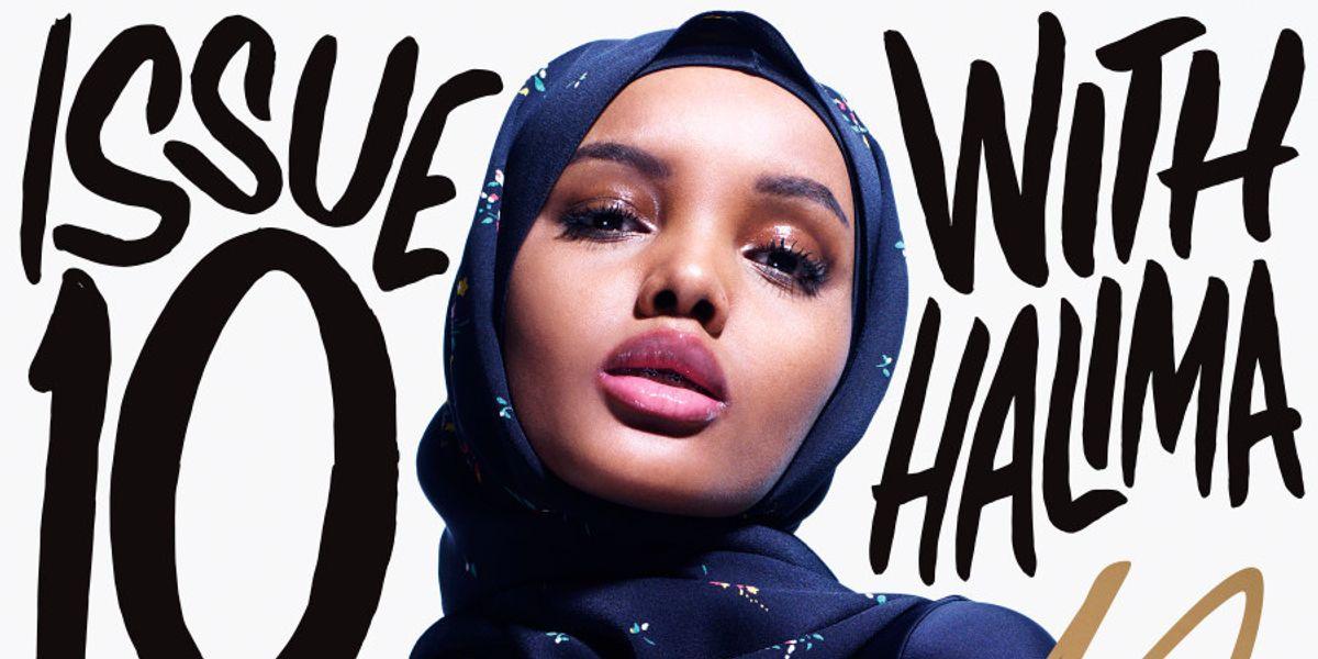 Halima Aden & Carine Roitfeld on Fearless Diversity in Fashion
