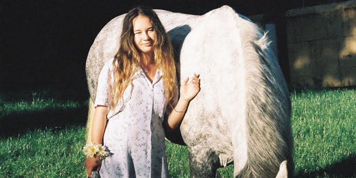 Meet Mallrat, Australia's New Countryside Queen