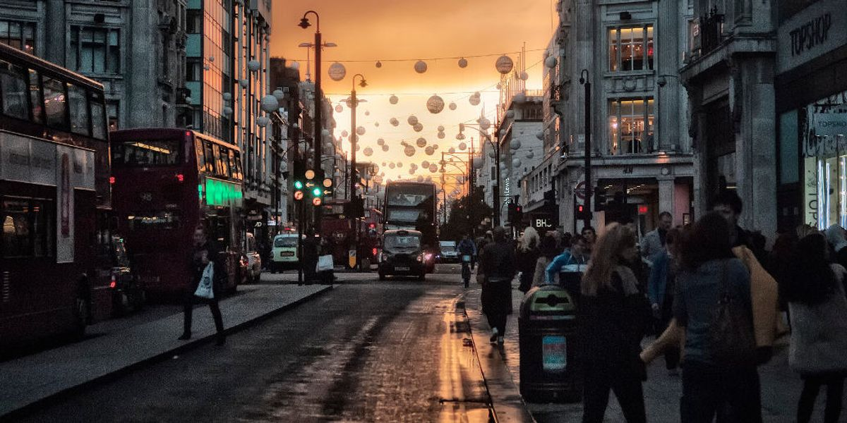 Air pollution cancels out the health benefits of a stroll in the city