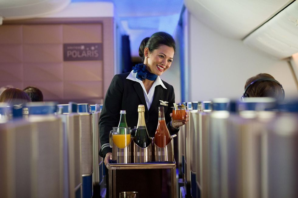 Fly with us: A guide to becoming a United flight attendant ...