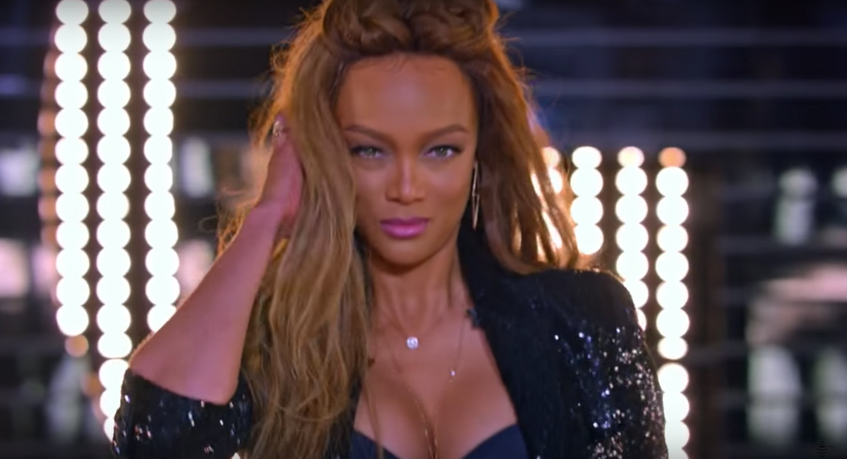 9 Stages Of Taking A Final, As Told By Tyra Banks