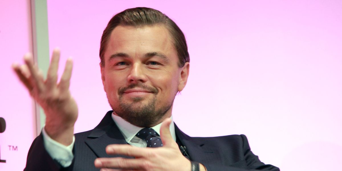 Leo DiCaprio Shows Up to Basel in Baseball Cap, Drops Almost a Million on a Basquiat