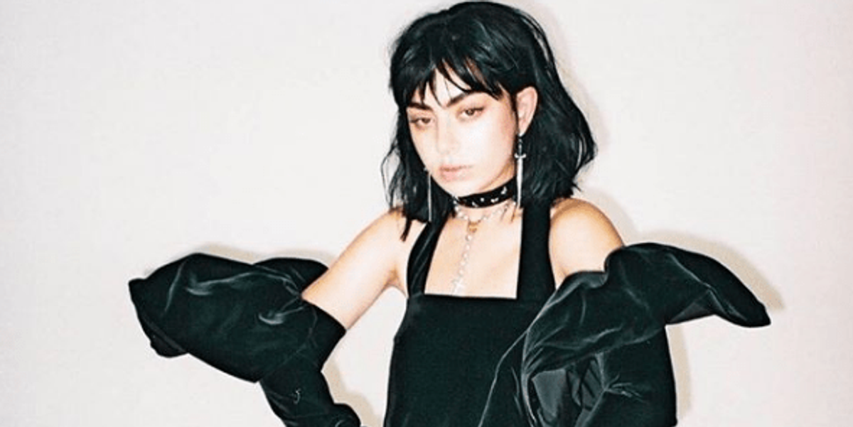 Charli XCX Premieres New Song 'Out Of My Head'