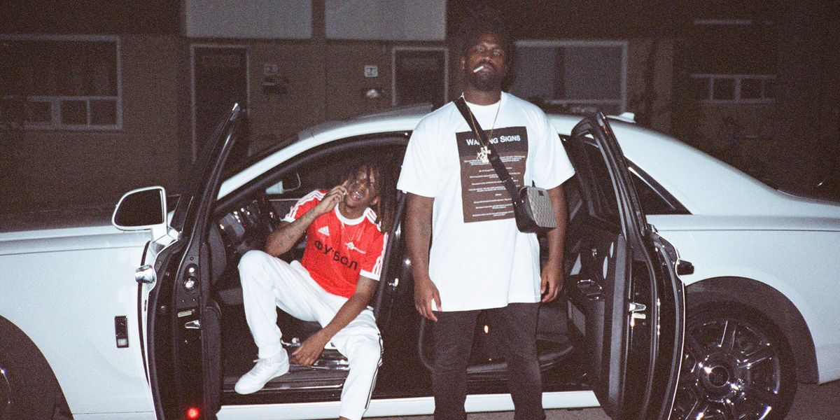 Riccardo Tisci & Weeknd-Approved Duo 88GLAM Premiere 'Big Tymers' Video
