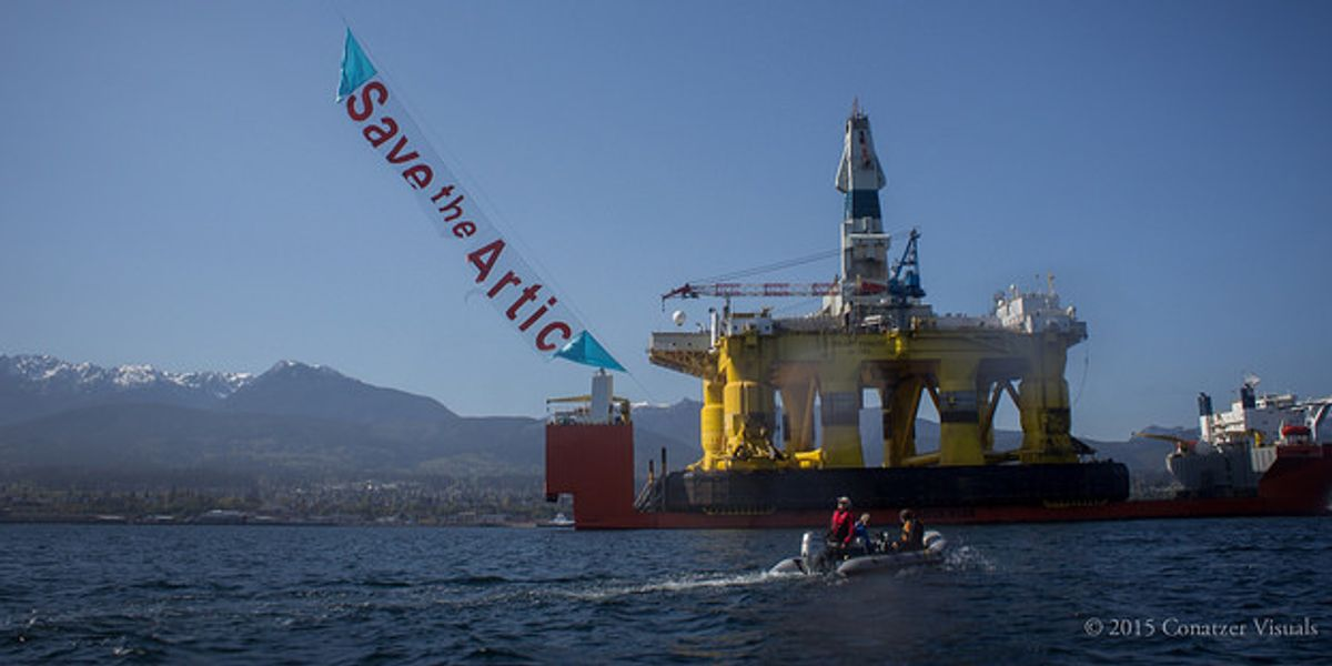 It's getting less appealing to drill for oil in the Arctic