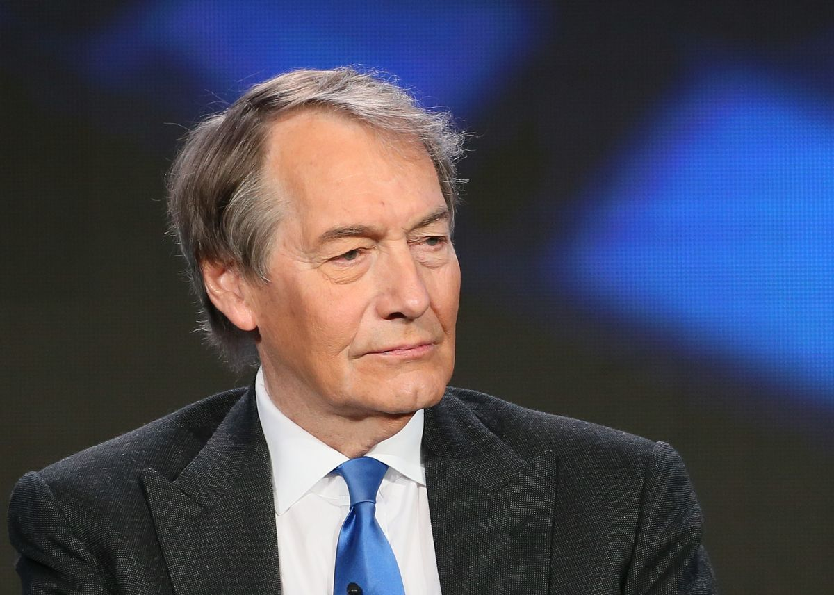 Charlie Rose Fired From NBC And PBS
