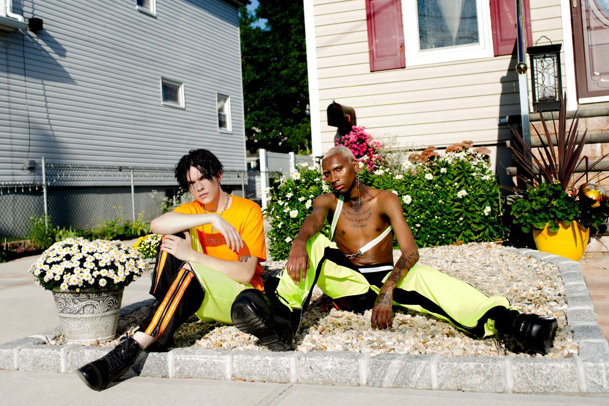 The Streetwear Brand Glamorizing Suburban Teenage Angst