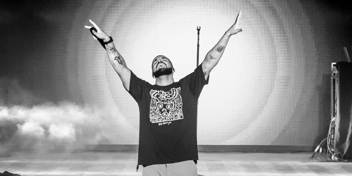 Drake Treated Art Basel Goers to An Intimate Concert on the Beach
