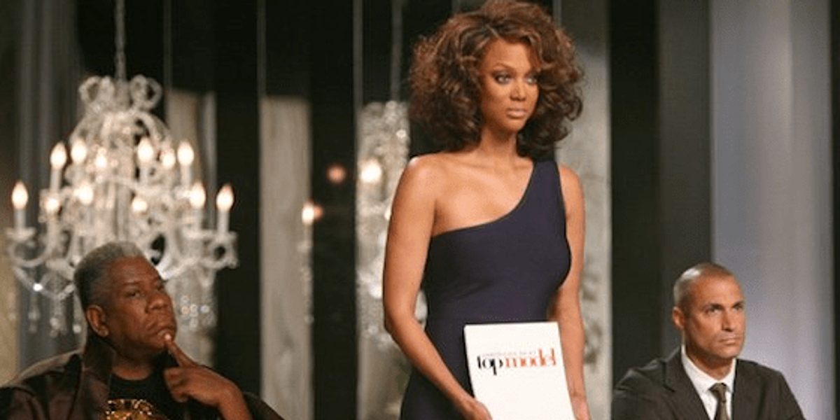 We're So Here for the 'America's Next Top Model' and 'Drag Race' Crossover