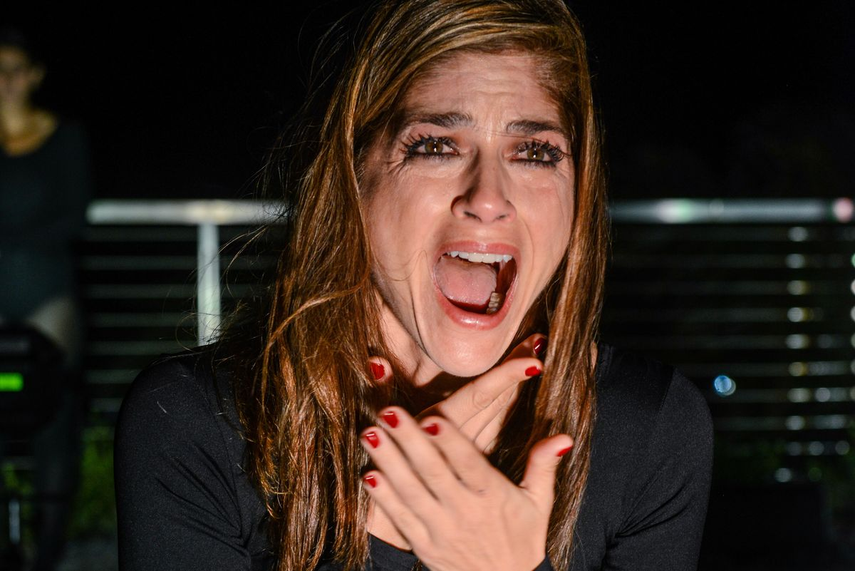 Selma Blair Reflects on Sexual Assault for Durational Art Basel Performance