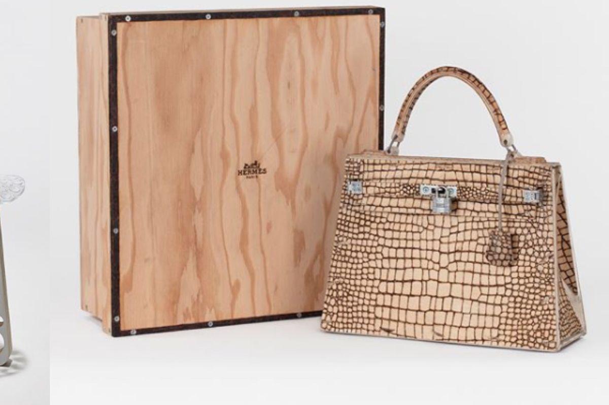 Frank Ocean Collaborator Tom Sachs Reveals New Furniture & Hermés Bag at Art Basel