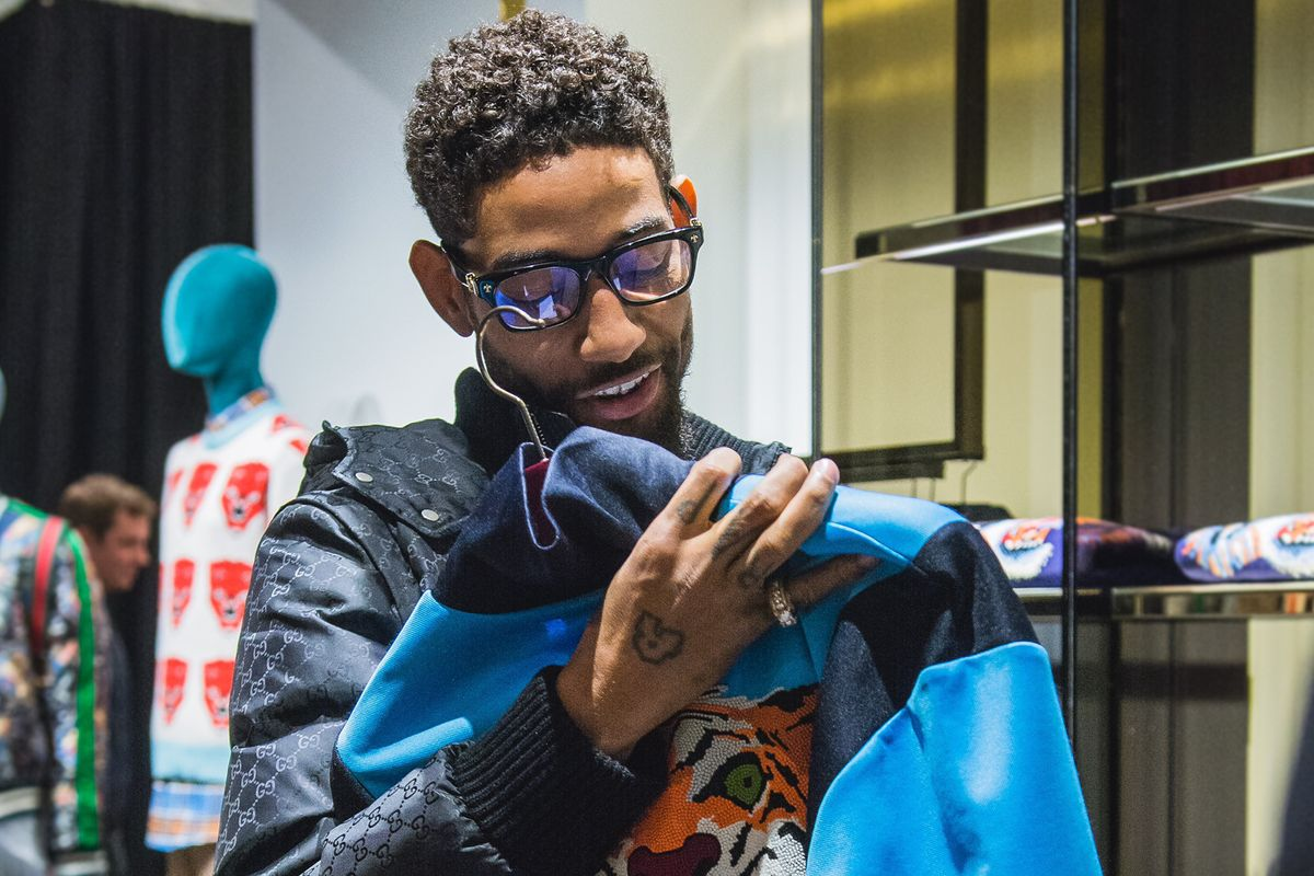 An Afternoon Off with PnB Rock: Philly's Rising Hip-Hop Star Doing it For the Ladies