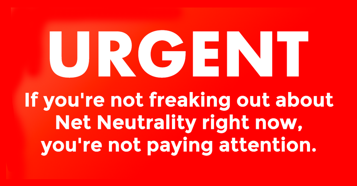 Net Neutrality: Here's What's Up