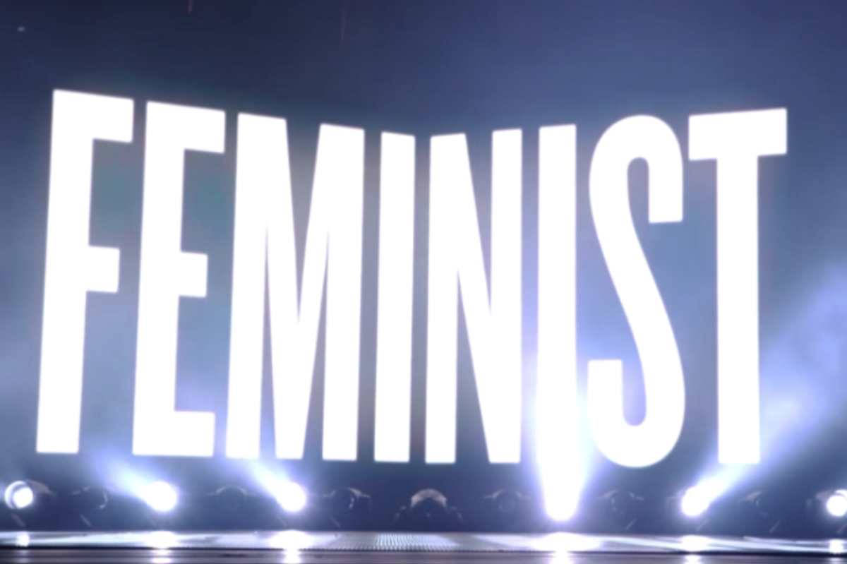 Merriam-Webster Dictionary's Word of the Year Is 'Feminism'