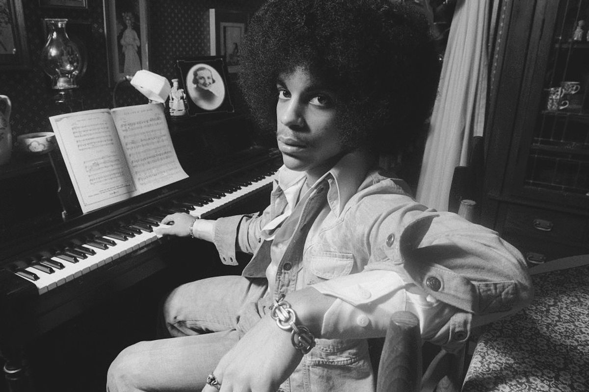 The Photographer Who Shot Prince Before He Was Famous