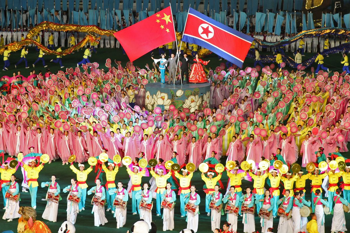 North Korea And China, Cut From The Same Cloth