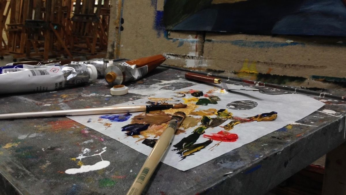 6 Misconceptions About Art Majors