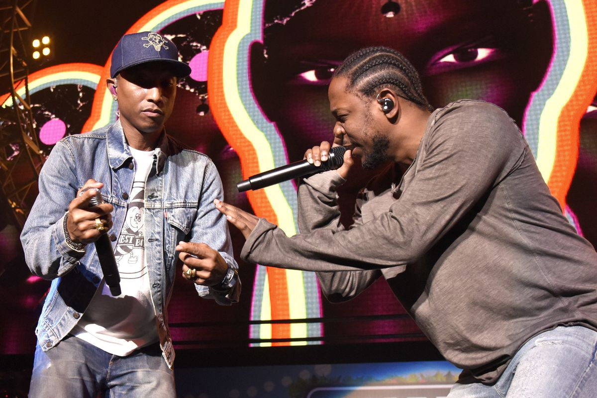 N*E*R*D Drops 'Don't Do It!' with Kendrick Lamar & Frank Ocean