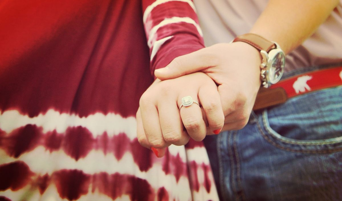 Please Stop Asking The 'When Are Y'all Getting Engaged' Question